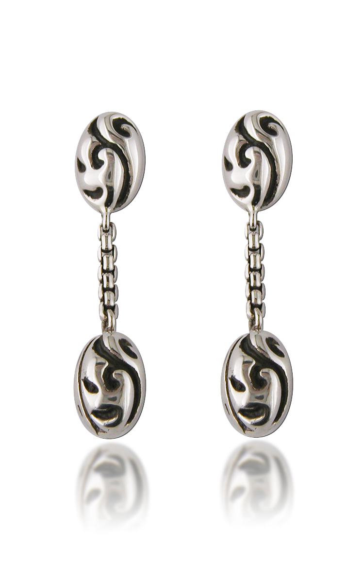 Zina Swirl Earrings B1233 product image