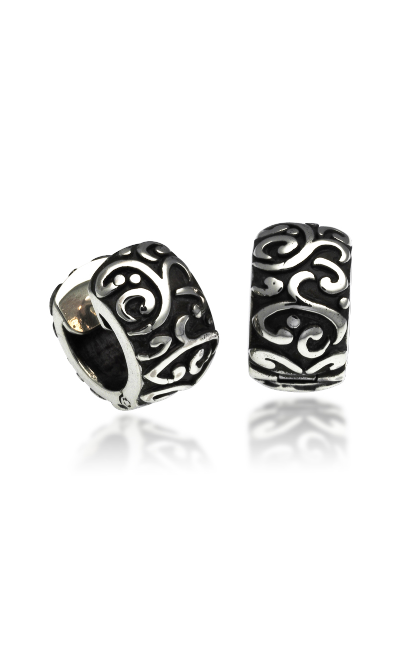 Zina Swirl Earrings B1321 product image