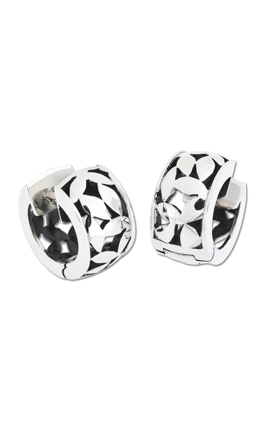 Zina Swirl Earrings B1356 product image