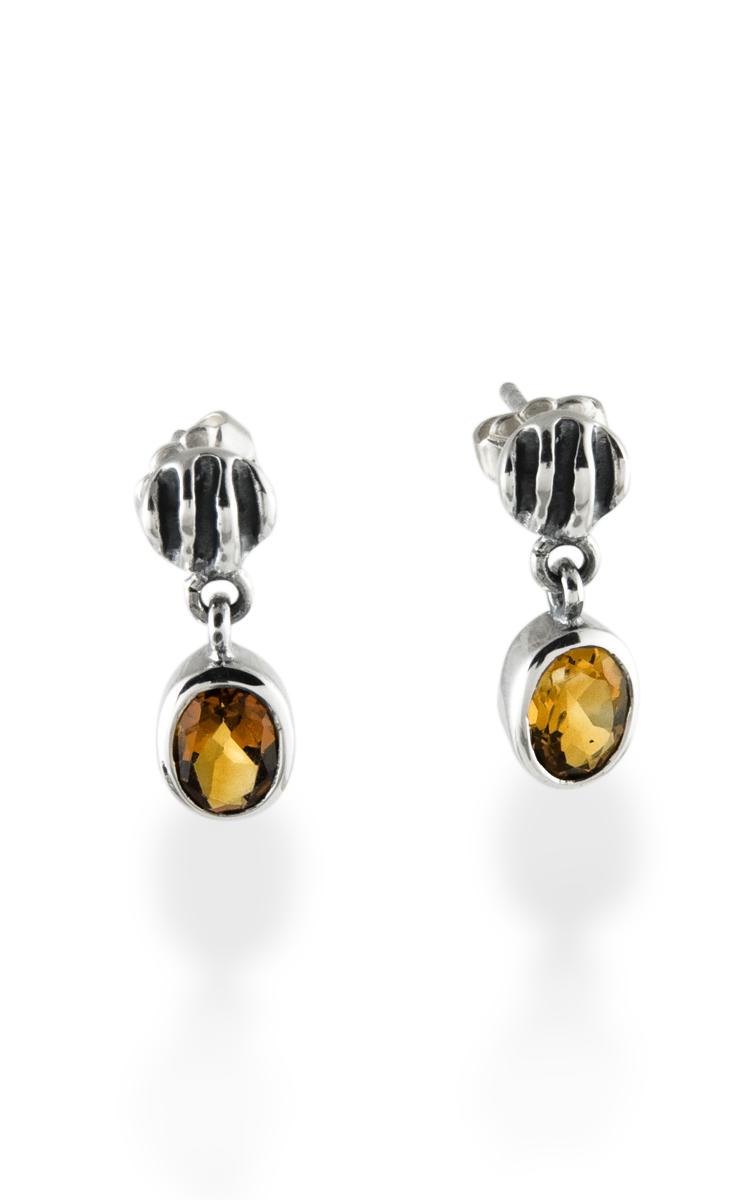 Zina Waves and Meditation Earrings B1388-C product image