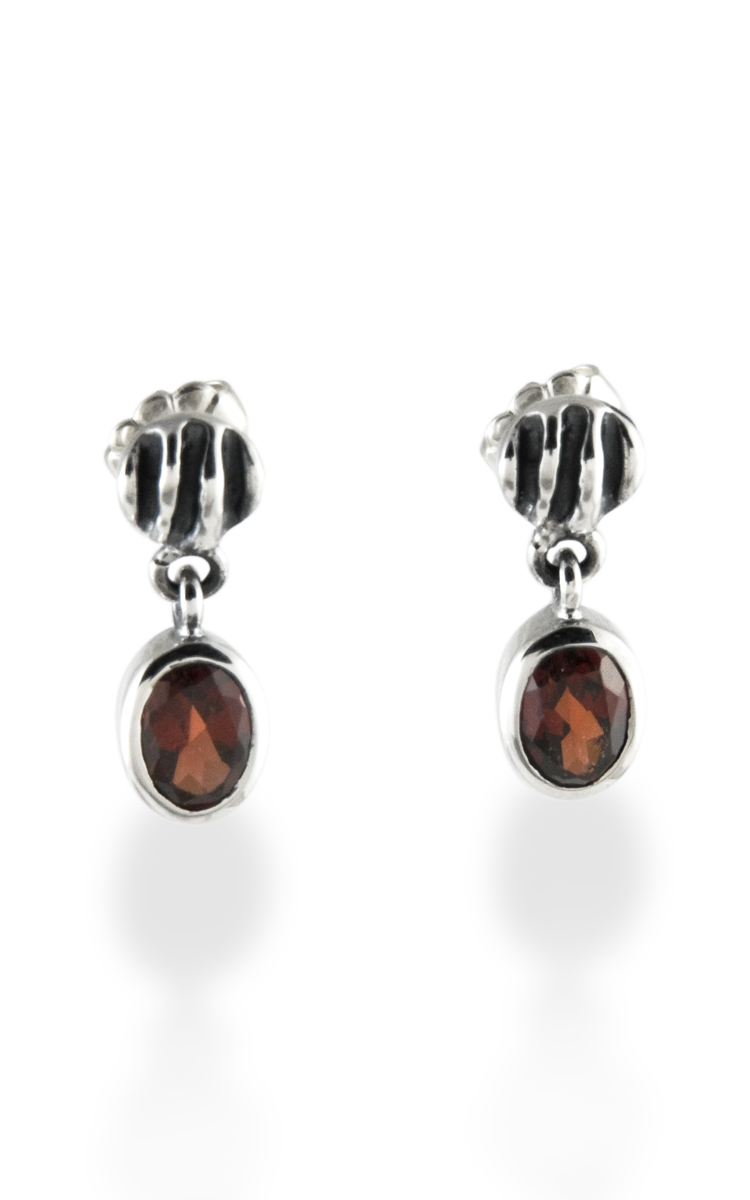 Zina Waves and Meditation Earrings B1388-GT product image