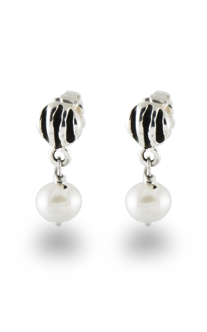Zina Waves and Meditation Earrings B1388-PR product image