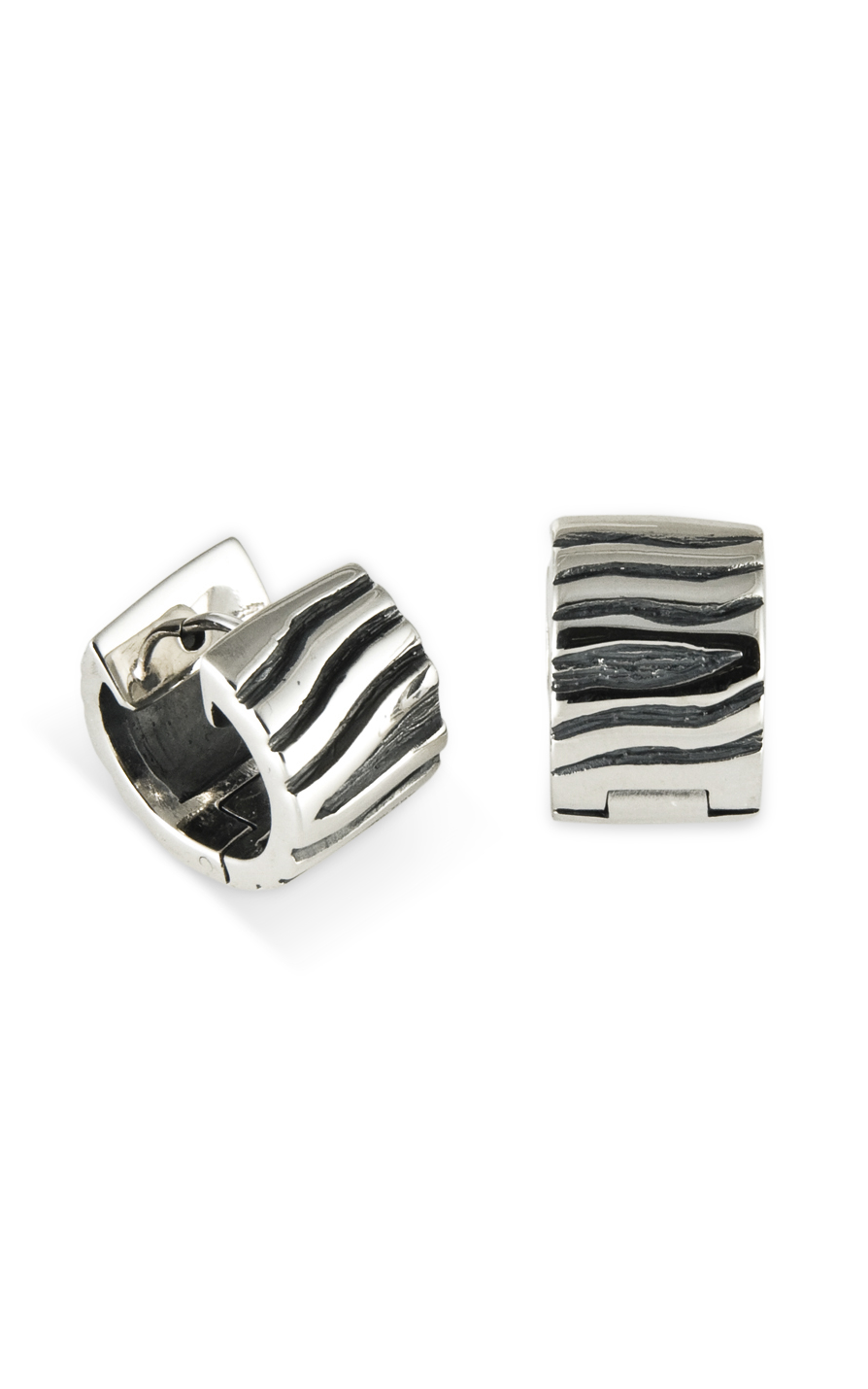 Zina Waves and Meditation Earrings B1395 product image
