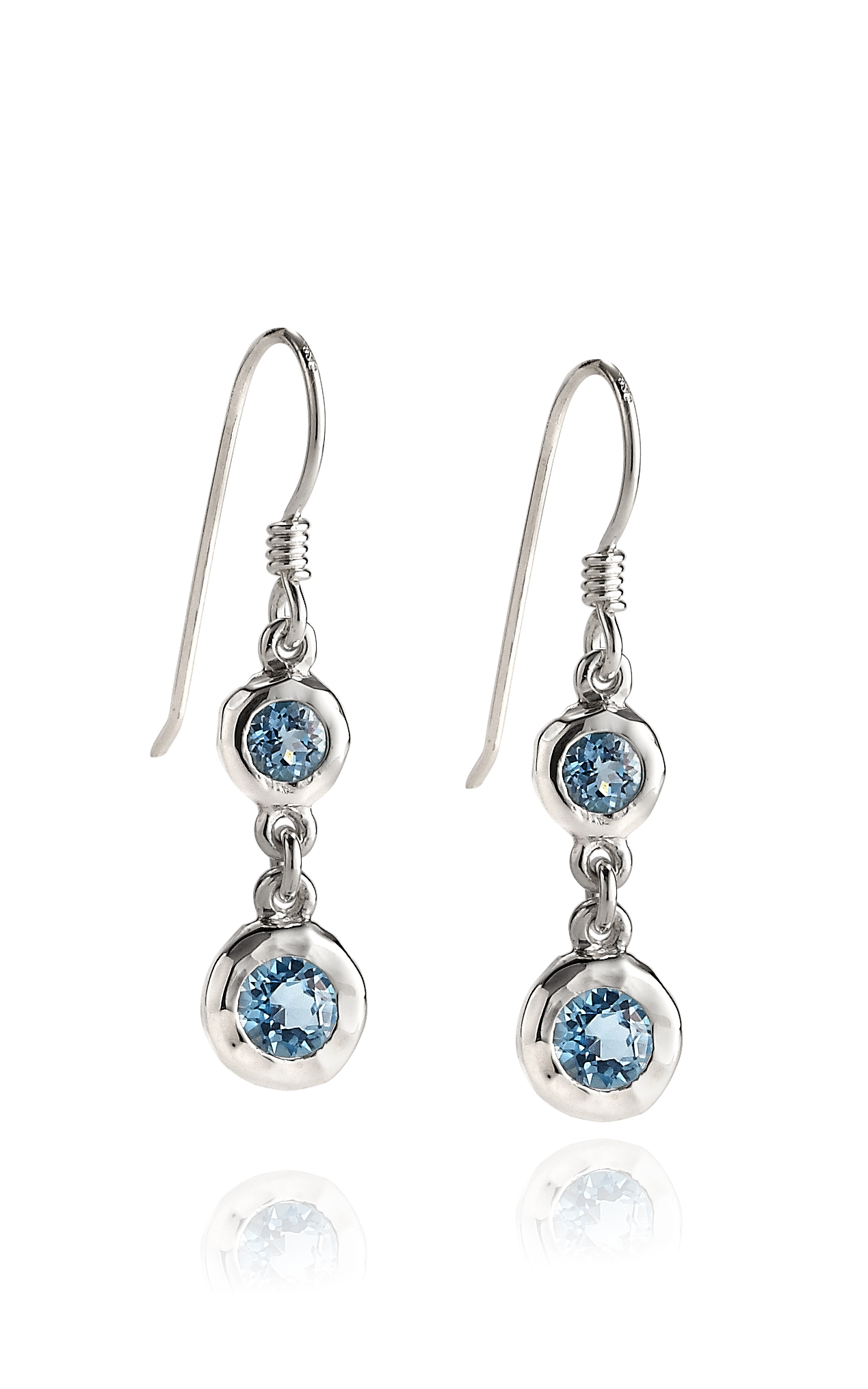 Zina Ripples Earrings B1633-BT product image
