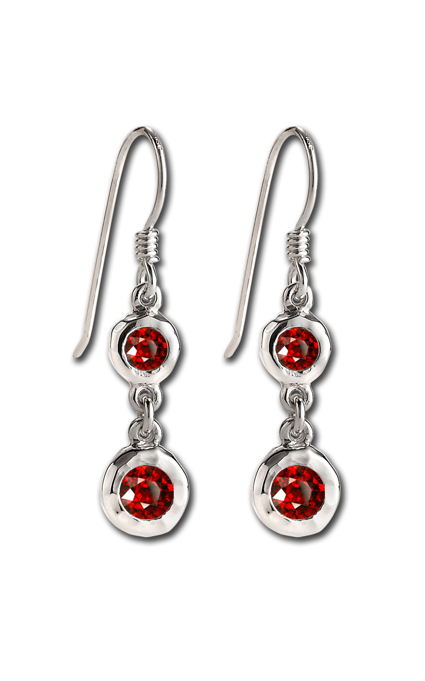 Zina Ripples Earrings B1633-GT product image