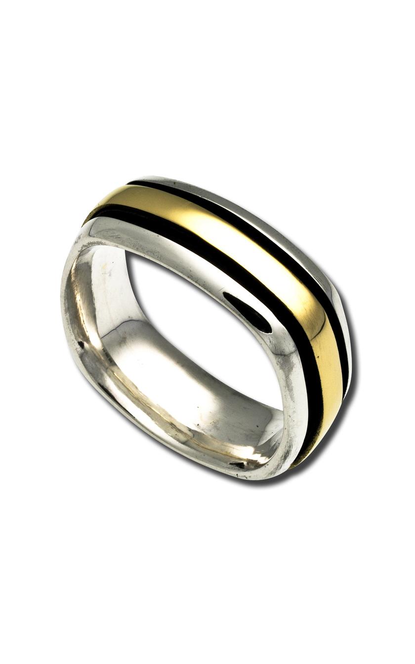 Zina Men's Ring Z433-M-18k product image