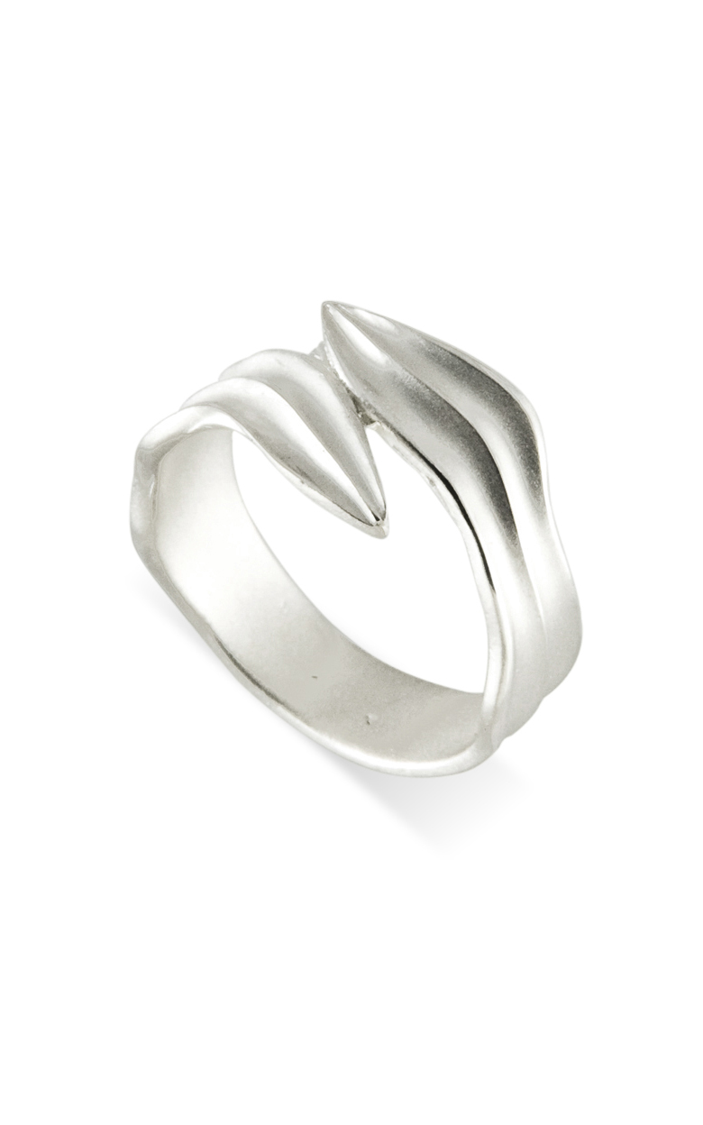 Zina Leaf Fashion Ring Z1122 product image