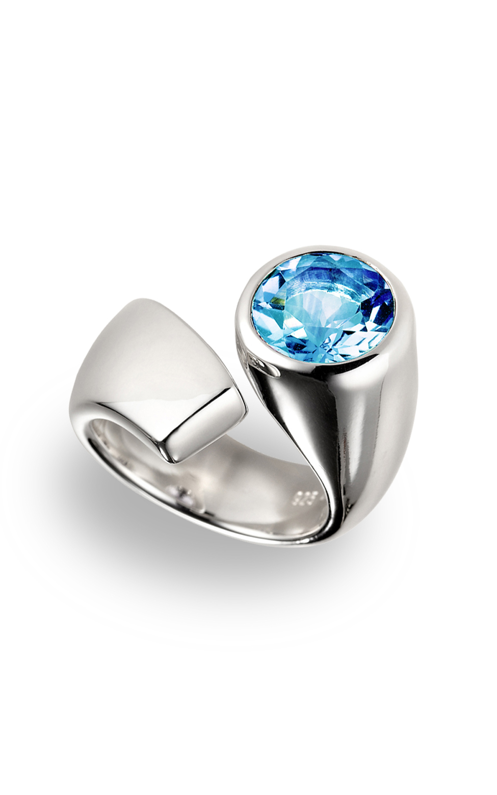 Zina Contemporary Fashion Ring Z1128-BT product image