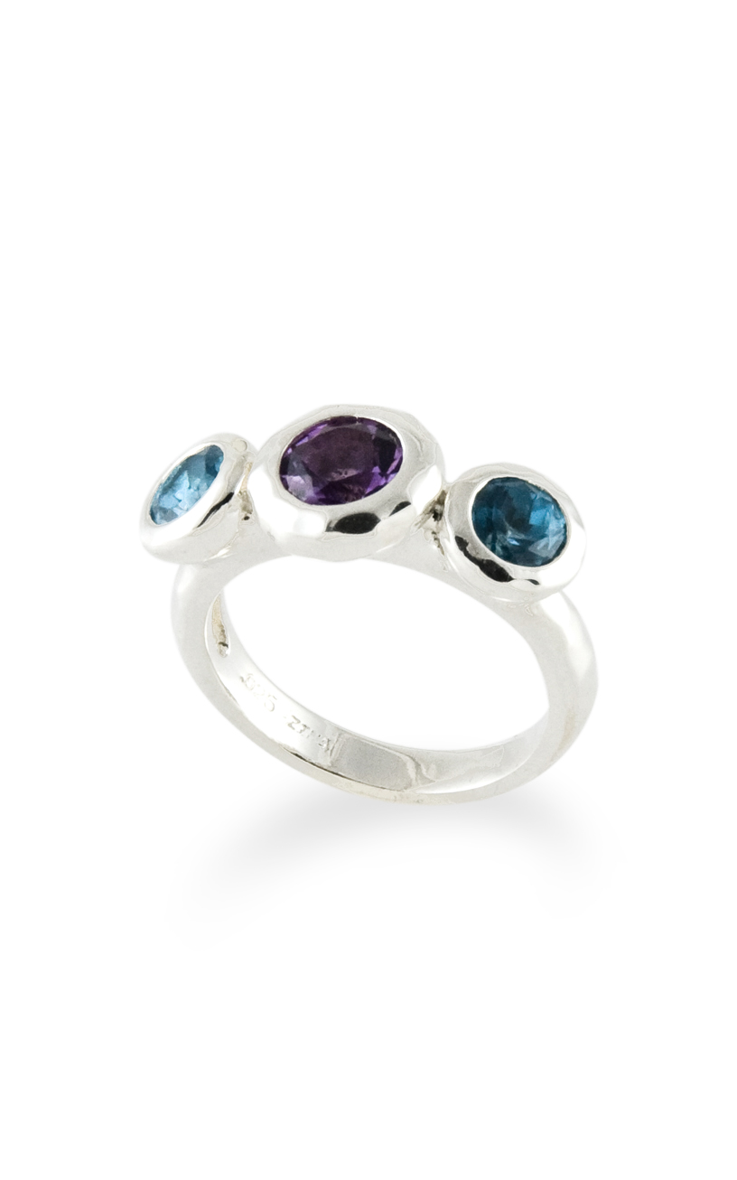 Zina Ripples Fashion Ring Z1632-A-BT product image