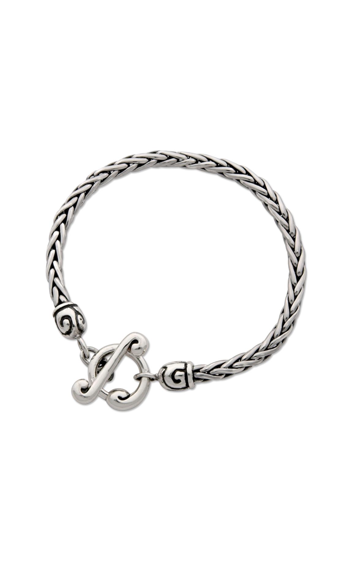 Zina Swirl Bracelet A787-7 product image