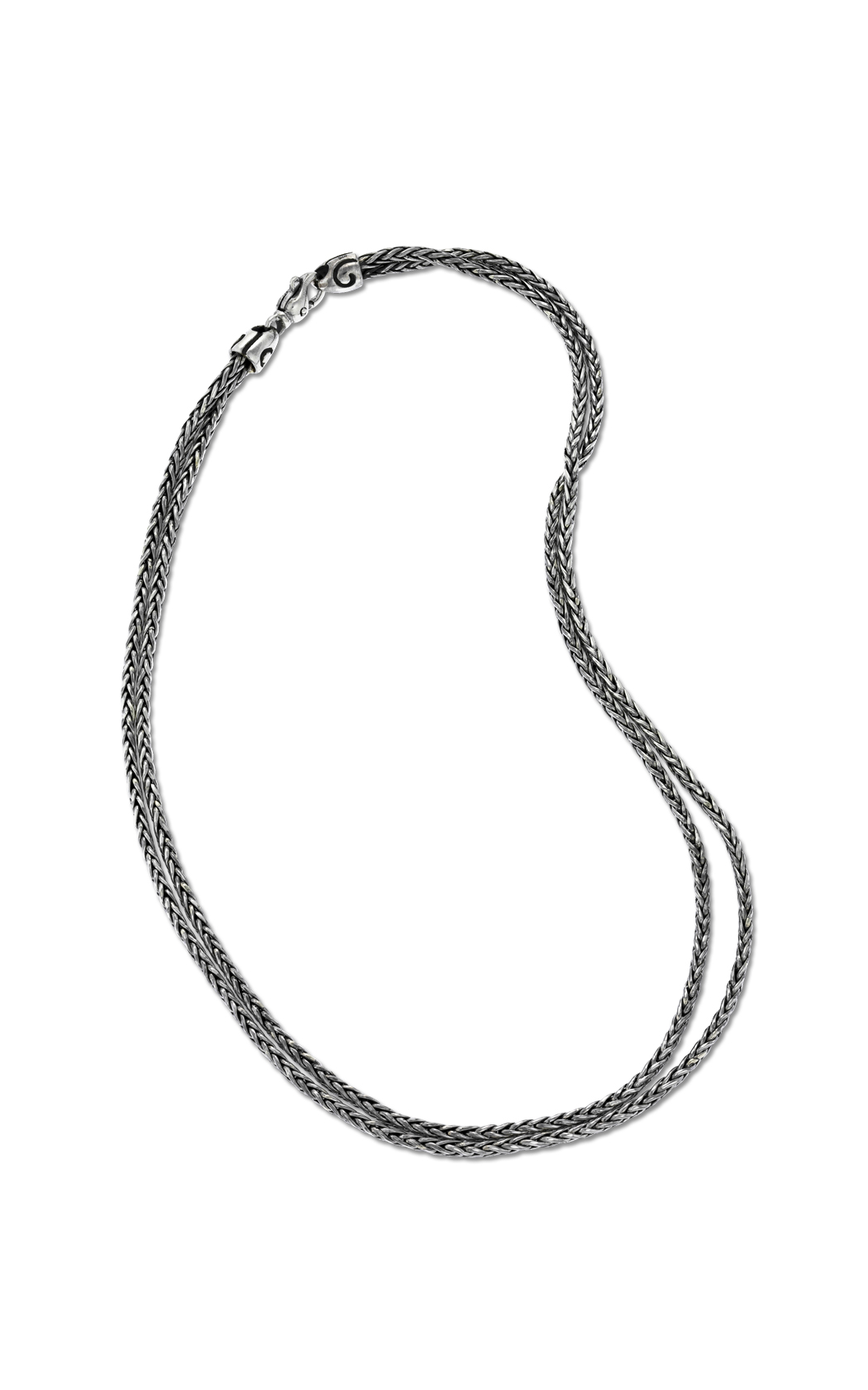 Zina Swirl Necklace A793-17 product image