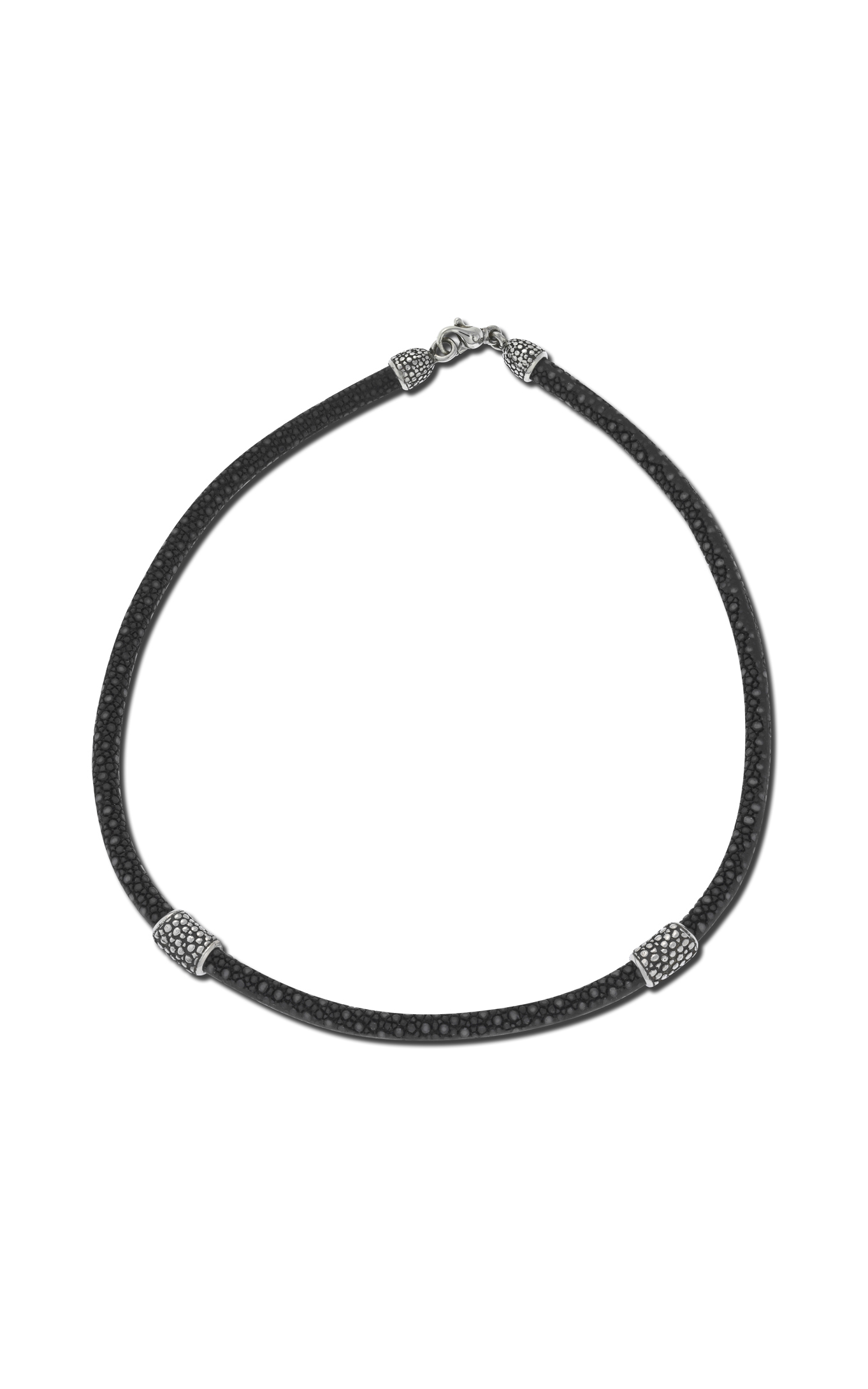 Zina Seafoam Necklace A1419-17-BLACK product image