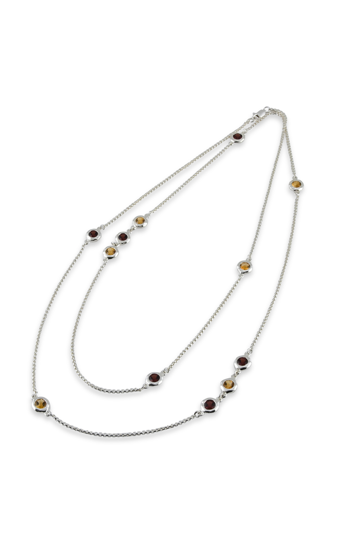 Zina Ripples Necklace A1631-36-GC product image