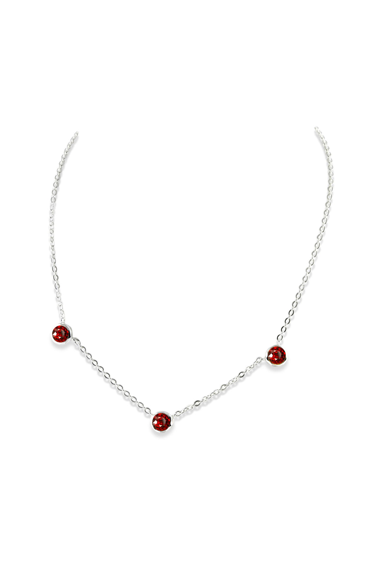 Zina Contemporary Necklace A1633-17-GT product image