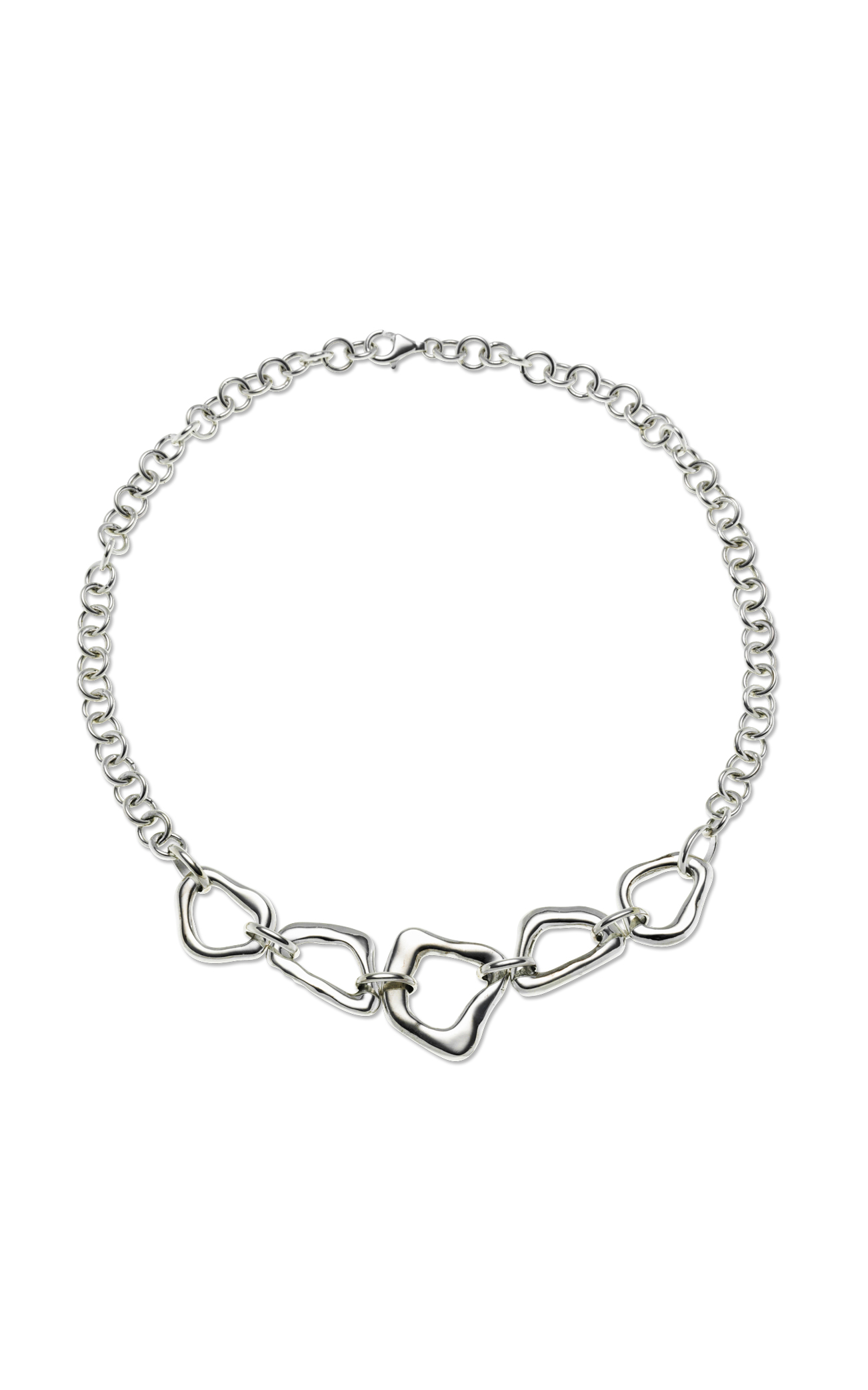 Zina Ripples Necklace A1644-17 product image