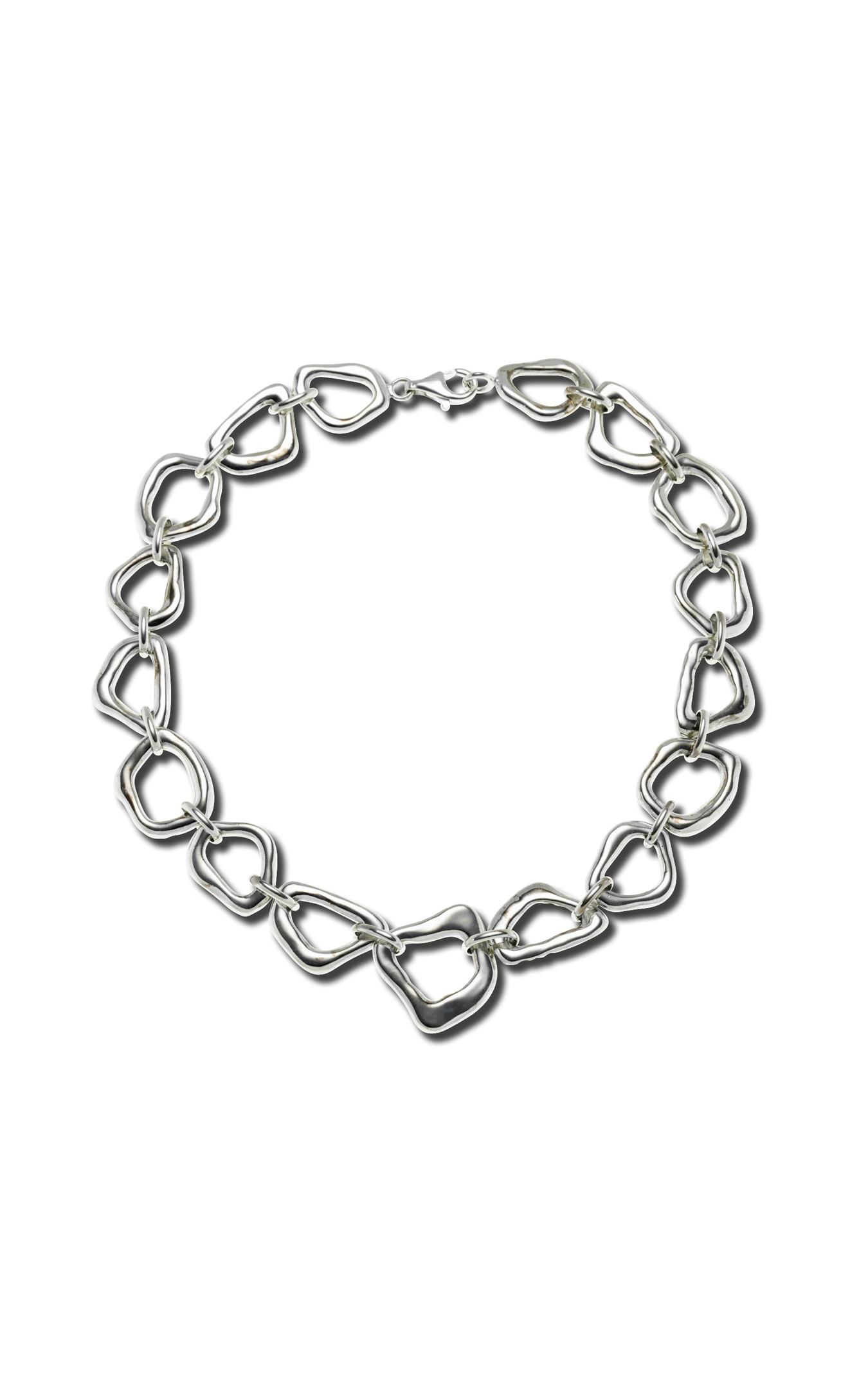 Zina Ripples Necklace A1645-17 product image
