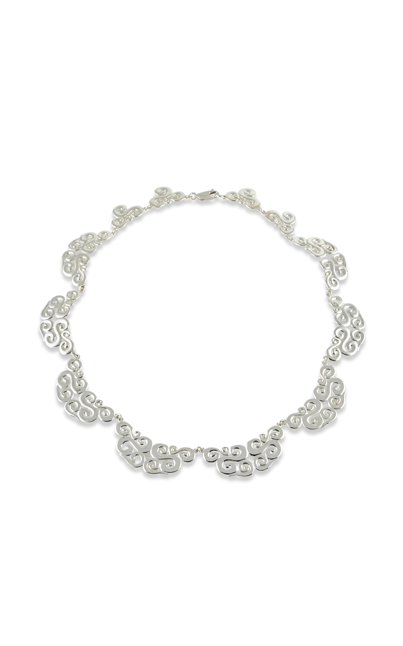 Zina Spiralz Necklace A2257-17 product image