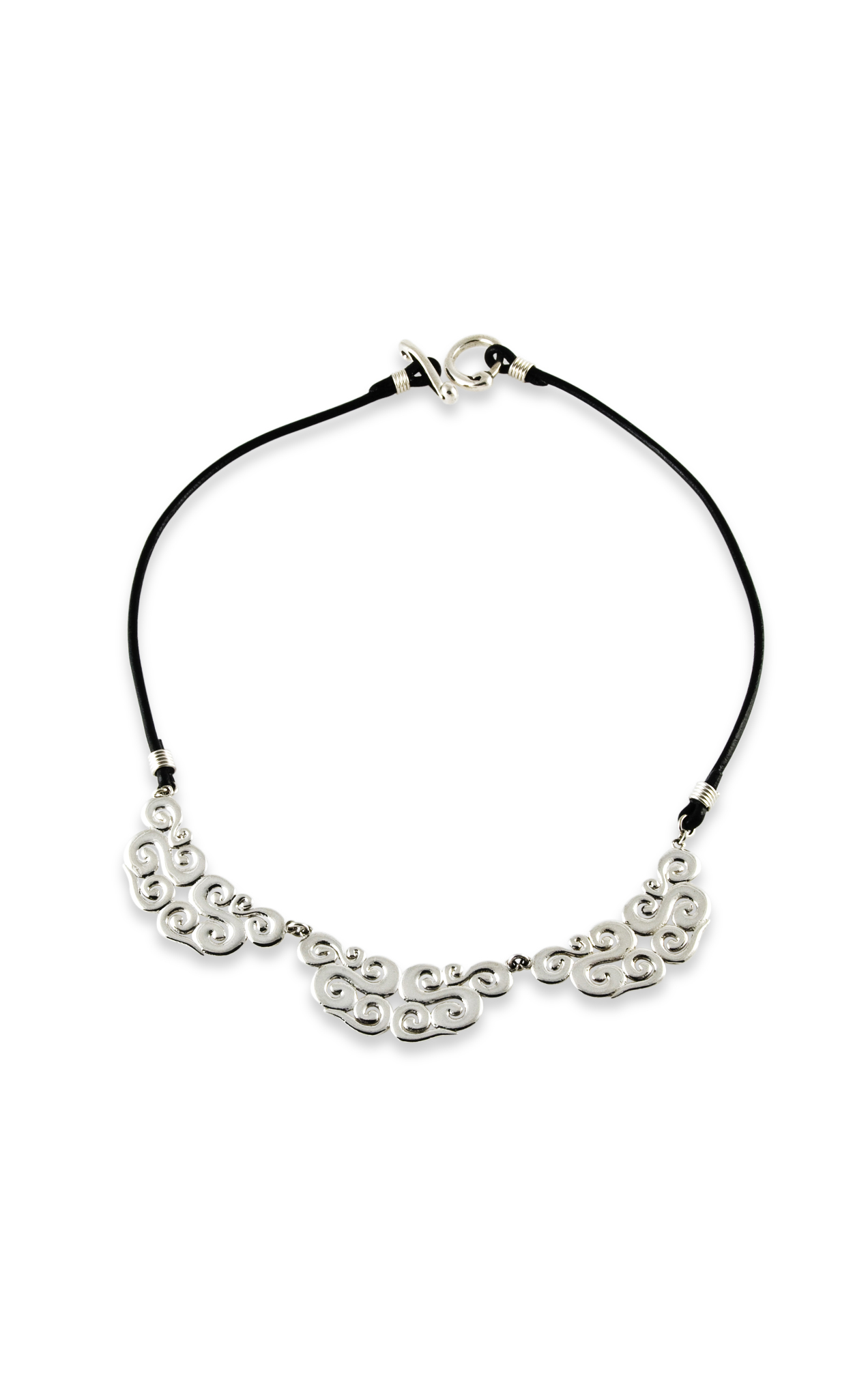 Zina Spiralz Necklace A2257-17-L product image