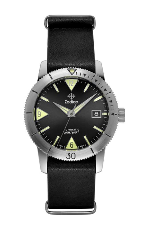 Zodiac Super Seawolf Watch ZO9203 product image