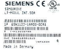 Siemens 6SN1123-1AA00-0CA1