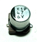 Panasonic CAP-6V-47UF-SMD