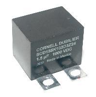 Cornell Dubilier SCD155K102D3Z24