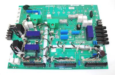 New Refurbished Exchange Repair  Okuma Drives-DC Servo-Spindle-PCB 1006-1222 Precision Zone