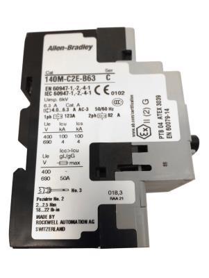 Allen-Bradley 140M-C2E-B63 image