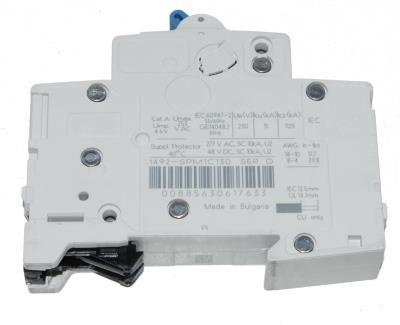 Allen-Bradley 1492-SPM1C130 label image
