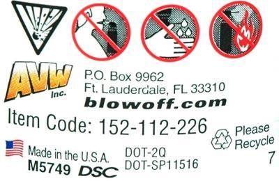 AVW Inc 152-112-226 image