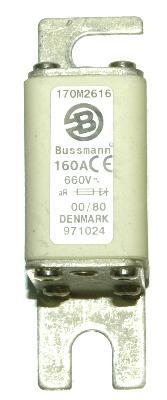 Bussmann 170M2616
