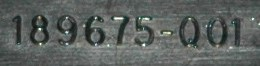 Allen-Bradley 189675-Q01 label image