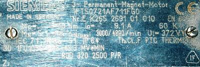 Siemens 1FT5072-1AF71-1FG0 label image