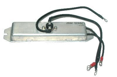 Japan Resistor Mfg Co 200V-520-OHM