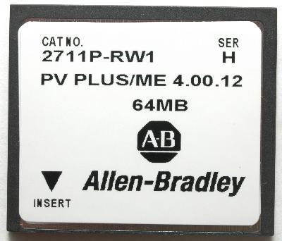 Allen-Bradley 2711P-RW1 image