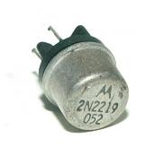 Motorola 2N2219