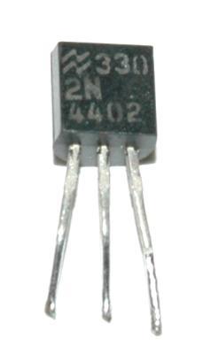 National Semiconductor 2N4402