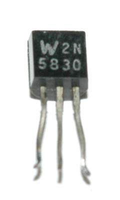 National Semiconductor 2N5830