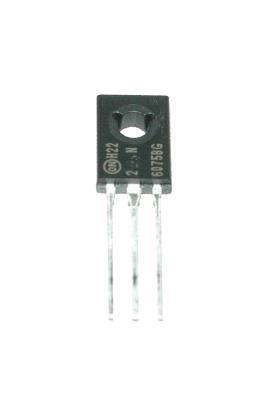 ON Semiconductor 2N6075BG