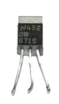 National Semiconductor 2N6715