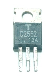 Toshiba 2SC2552