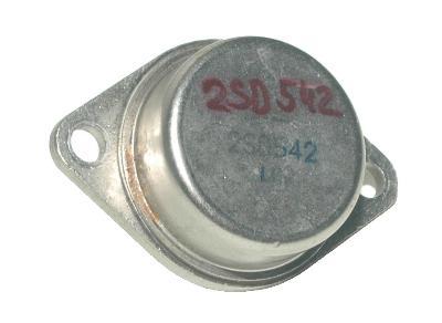 Fujitsu Limited 2SD542