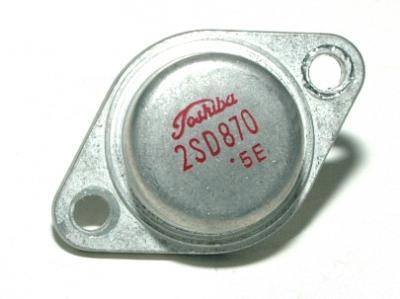 Toshiba 2SD870