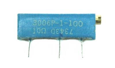 Bourns Inc 3006P-1-100