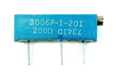 Bourns Inc 3006P-1-201 image