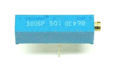 Bourns Inc 3006P501 image