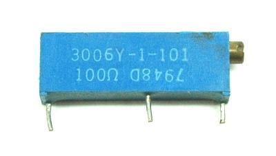 Bourns Inc 3006Y-1-101