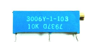 Bourns Inc 3006Y-1-103 image