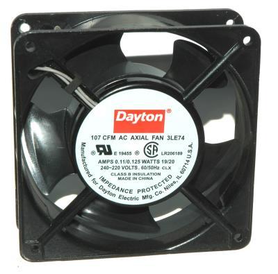 Dayton 3LE74 image