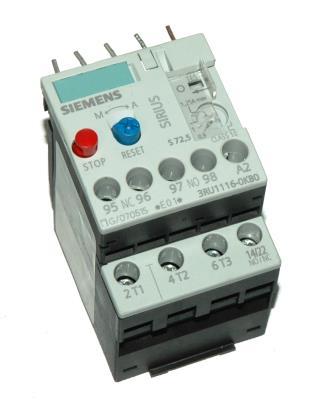 Siemens 3RU1116-0KB0